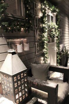 Lindevegen-white winter wonderland