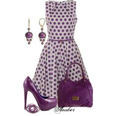 Purple obsession! #prettyinpurple