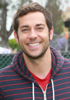 "I don't watch ""Chuck"" anymore, but I still think he's kinda cute :)  Zach Levi!"