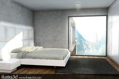 Render realizado por ilustra3d. Promotor: On Viure. Servicio online y presencial. Andorra