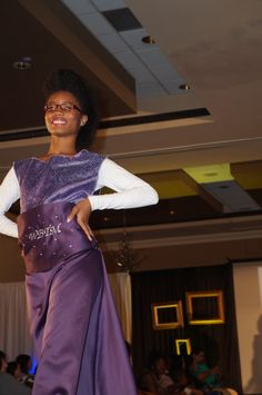 """Ruach A Clothing Company debut at the """"Picture Perfect Fashion Show"""""""