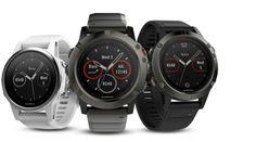 Garmin lancia la nuova linea di smartwatch Fenix  CES 2017