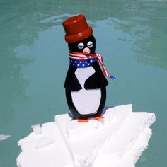 Polly Penguin, Ideas for Easy Plastic Bottle Animals
