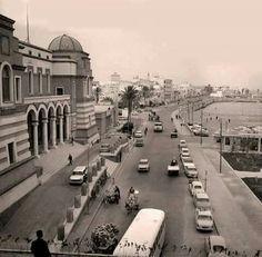 مصرف ليبيا المركزي .. طرابلس ليبيا Tripoli Libya