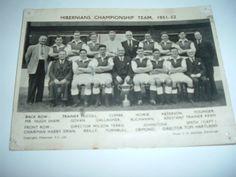 Hibernian 1951 Championship Winning teamgroup
