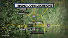 Trader Joe Locations | Colorado