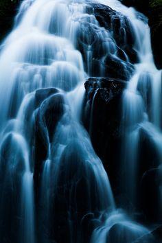 Senju Falls, Nara, Japan