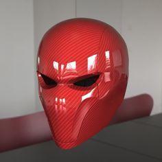 redhood helmet                                                                                                                                                     Más