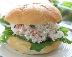 Visit the post for more. Pan Bagnat, Sandwiches, Snack Recipes, Snacks, Bear Cakes, Light Recipes, Salmon Burgers, Cocktail Recipes, Street Food