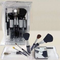 Rucci 10 Piece Cosmetic Brush Set (Misc.)  http://www.1-in-30.com/crt.php?p=B000QV2NFS  B000QV2NFS