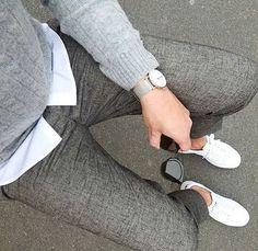 greys // menswear, mens fashion, mens style, menswear, sneakers, sunglasses, sweater