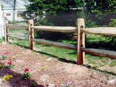 images of rustic fencing   rustic fence
