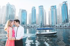 Yacht Club Engagement - Dubai