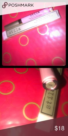 "NEW IN BOX••STILA ALL DAY LIQUID LIPSTICK••""ROSA"" New in box. STILA all day liquid lipstick. Shade is ""ROSA"". Always authentic. Same or next day shipping. stila  Makeup Lipstick"