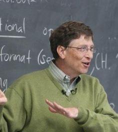 Bill Gates : Les 10 choses essentielles de la vie que l'école ne vous apprend pas