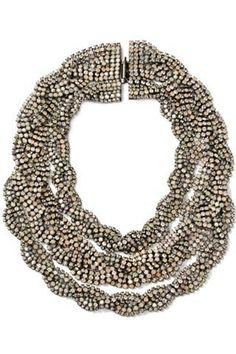 Elizabeth Cole Spring/Summer 2013 Jewelry on Bonfaire Collection
