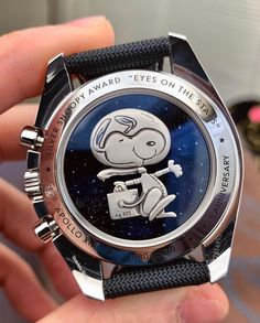 Rolex Watches, Watches For Men, Fine Watches, Snoopy Watch, Ugly Animals, Apollo 13, Dream Watches, Omega Speedmaster, Chronograph