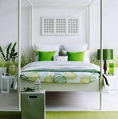 a91008838a74f9 6 étapes à la conception de petite chambre spacieuse et confortable  décoration 2 Tropical Bedrooms,
