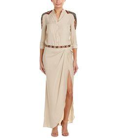 HAUTE HIPPIE Haute Hippie The Brunch Silk Shirtdress'. #hautehippie #cloth #day