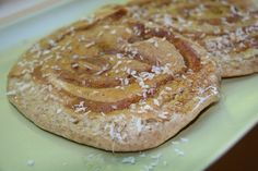 Coconut Swirl Pancakes