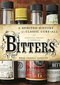 Pear bitters would be really good! Again, not trying to complicate. Just a good recipe
