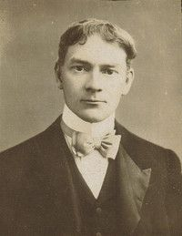 "Jerome K. Jerome--""Leave me, before I get over the wall & slay you."""