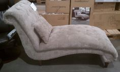 Chaise Lounger mom likes at Costco.  $298.