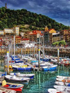 San Sebastián, Spain.