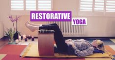 Hello Goa Flow-ers :: This is a restorative yoga practice to help you relax and trust yourself and that you are fully supported. It is great to do at night, ...