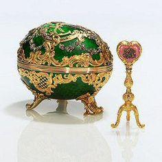 """39 (K) """"Rocaille Egg"""" (1902)-aei."""