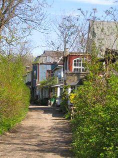 Street in Christiania ~Via ❀ P i e t e r n e l ❀