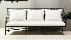 Resultado de imagen para sofa de metal