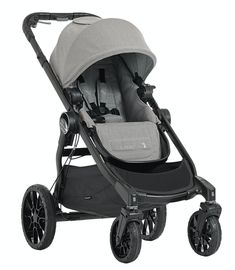 Turn Your City Select Into The Best Triple Stroller Ever . Home and Family Double Stroller Travel System, City Select Double Stroller, Baby Jogger City Select, Best Double Stroller, Single Stroller, Best Baby Strollers, Double Strollers, City Select Lux, Convertible Stroller