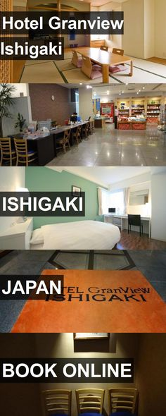 Hotel Granview Ishigaki in Ishigaki, Japan. For more information, photos, reviews and best prices please follow the link. #Japan #Ishigaki #travel #vacation #hotel