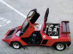 Vector W2 Twin Turbo, 1985-1986