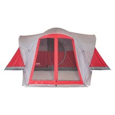 Coleman Bristol 8 Person Tent with Screenroom