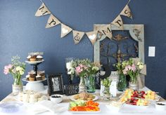119 Best Shabby Chic Wedding Shower Images Wedding Showers