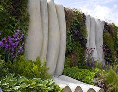 Vertical garden // Scotscape