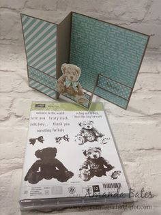 The Craft Spa - Stampin' Up! UK independent demonstrator : Double Z Fold Card