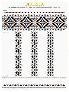 Really want excellent suggestions regarding travel? Head out to this fantastic info! Folk Embroidery, Embroidery Patterns, Cross Stitch Patterns, Knitting Stitches, Knitting Patterns, Bordado Popular, Romanian Lace, Beading Patterns, Pattern Design