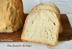 No knead bread - Weizenmehl Gluten Free Banana Bread, Banana Bread Recipes, Paleo Recipes Easy, Gluten Free Recipes, Irish Soda Bread Recipe, No Knead Bread, Food Humor, Food To Make, Food And Drink