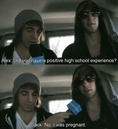 All Time Low. I Love this band!