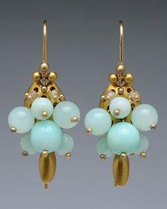 Ted Muehling earrings