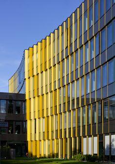 Münchener Rückversicherungsgesellschaft, München / Sauerbruch Hutton Gesellschaft von Architekten mbH, 2014