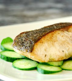 Gindara ( ie Cod ), like Salmon, is extremely easy to cook. The Fish contains natural flavour so you do not need extensive marinating or spice treatment. Just do as follows :    1) Wash and Dry a Fillet of Cod Fish, keep the skin    2) Mix salt, black an Yummy!  This would be great for dinner!  http://cookwarereview.org