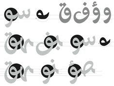 Typotheque: Arabic Calligraphy and Type Design by Kristyan Sarkis