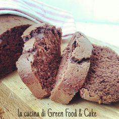 Plumcake+al+cioccolato+con+farina+di+riso