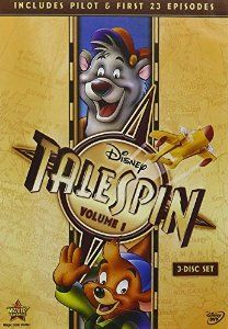Amazon.com: TaleSpin Volume 1: Talespin: Movies & TV