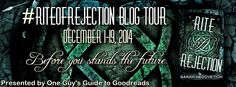 Once Upon a Twilight!: Blog Tour: Rite of Rejection by Sarah Negovetich +...