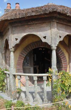 the green dragon inn, Hobbiton, Matamata, New Zealand